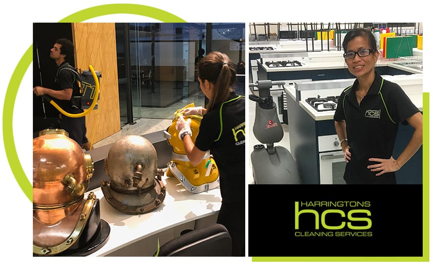 About HCS Cleaning